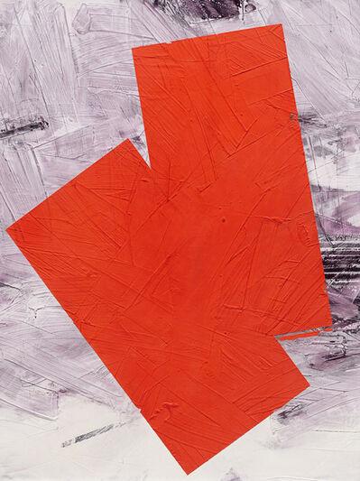 Ivo Stoyanov, 'Dark Orange No 40', 2019