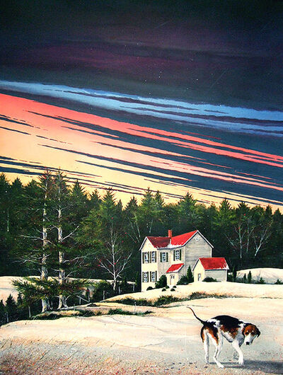 William Dunlap, 'House Place - Dog Trot', 2006
