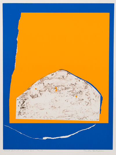 Ruth Eckstein, 'Greek Island- Greek Sun', 1972