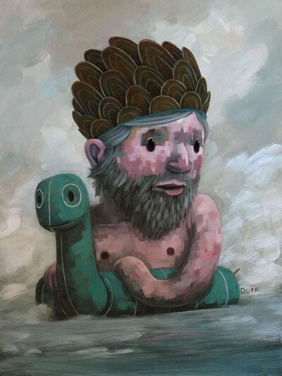 Nathan Durfee, 'Poseidon with Inflatable Nessie', 2015