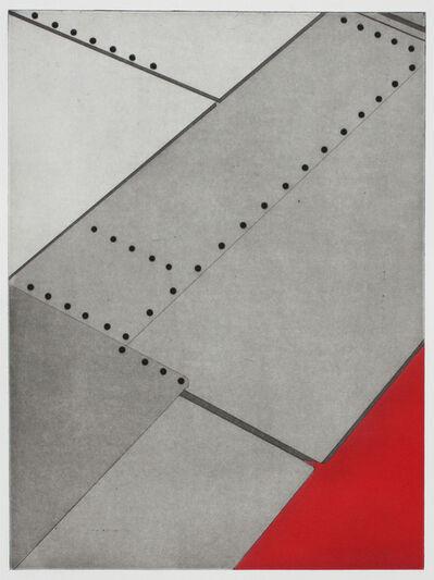 Nina Katchadourian, 'Window Seat Suprematism 4', 2014