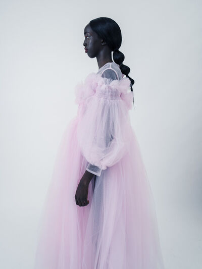 Tim Walker, 'Niko Riam Fashion: Molly Goddard London, 2017', 2017