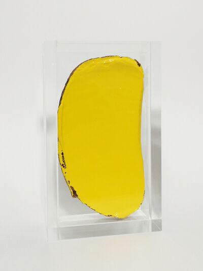 Sir Güdel, 'Not afraid of yellow', 2019