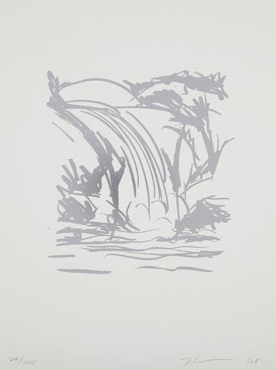 Jeff Koons, 'Waterfall', 2008