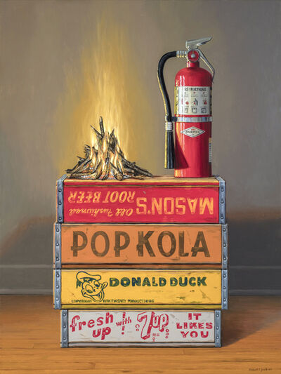 Robert C. Jackson, 'Controlled Burn', 2019