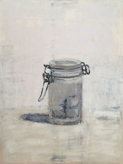 Brian Blackham, 'Jar with Sugar Cube', 2014