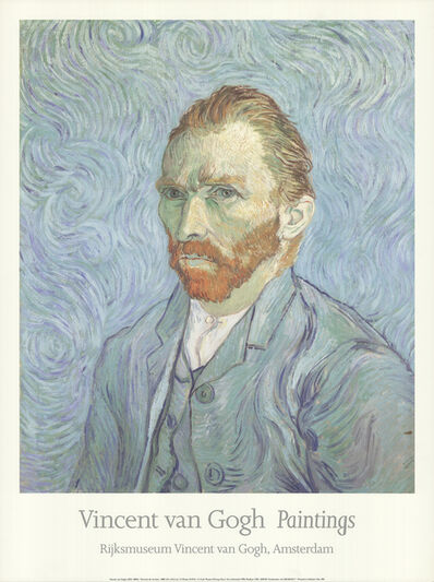 Vincent van Gogh, 'Portrait of the Artist', 1990