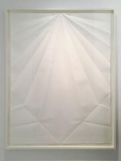 Gonzalo Lebrija, 'Unfolded Plane (Concord Peak)', 2014