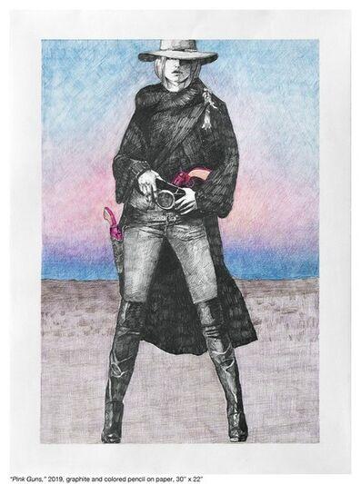 Tracy Stuckey, 'Pink Guns', 2019
