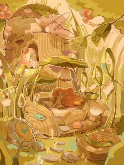 Bao Ho, 'In the morning.', 2020