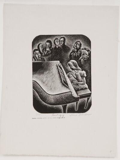 Lou Barlow, 'Prodigy', ca. 1935