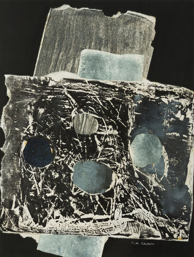 Ruth Eckstein, 'Minoan II', 1966