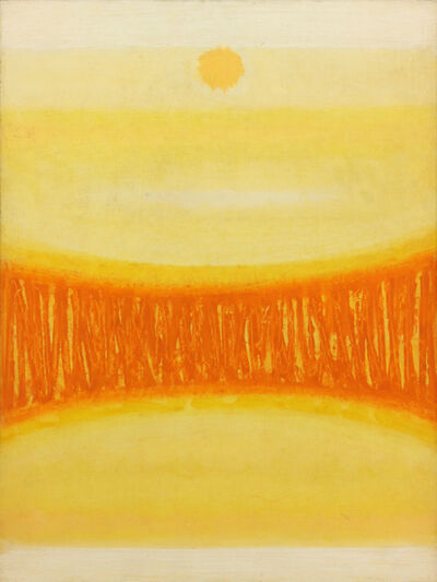 Lawrence Calcagno, 'Sun Painting', 1979