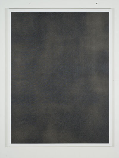 Martin Bennett, 'Grey Volume Painting - Always Hurting,  The One I Love', 2016