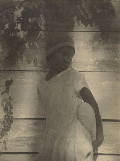 Doris Ulmann, 'Portrait Study, Probably South Carolina or Louisiana', 1929-1931