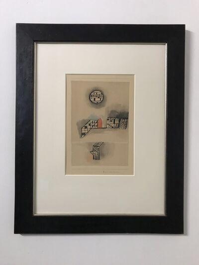 Paul Klee, 'Freieres in fester Kleinteilung', 1928