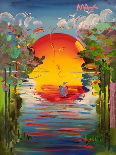 Peter Max, 'Better World ', 2019