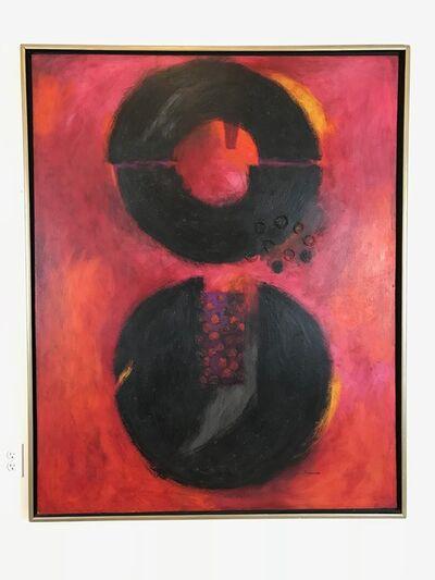Fernando de Szyszlo, 'Puka Wamani II', 1966