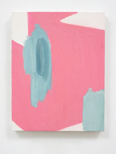 Helmut Dorner, 'COOL (Pink - Grau)', 2017