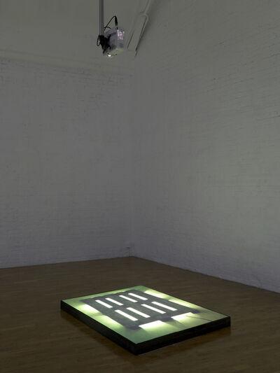Miroslaw Balka, 'DB Real', 2008