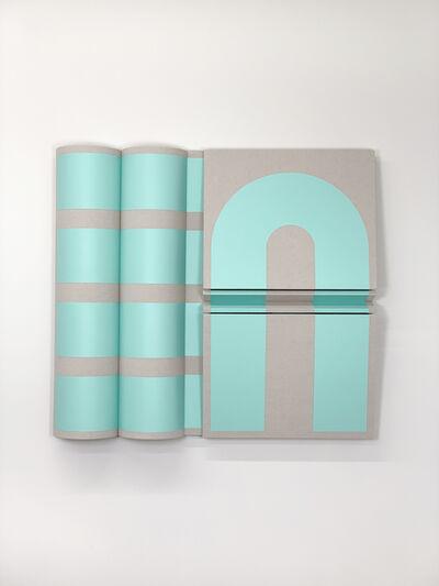Robert William Moreland, 'Untitled Deco Green', 2019