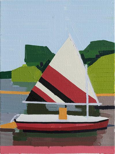 Guy Yanai, 'Boat on Shore', 2018