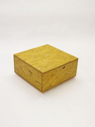 RO/LU, 'Cube Table OSB', 2010