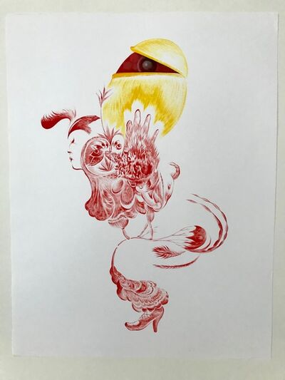 Veronika Holcová, 'Heavy and strong', 2019