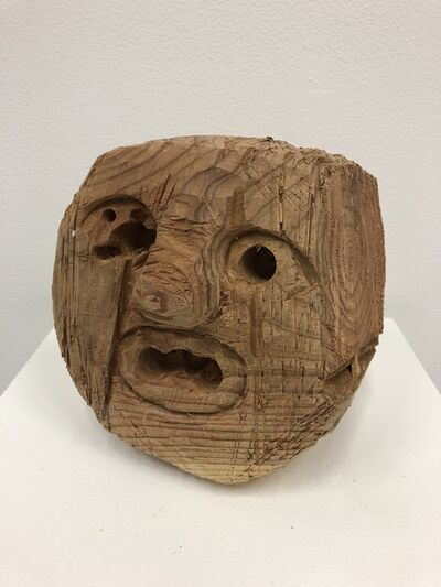 Hirosuke Yabe, 'Unitled (Head Series)', 2016-17