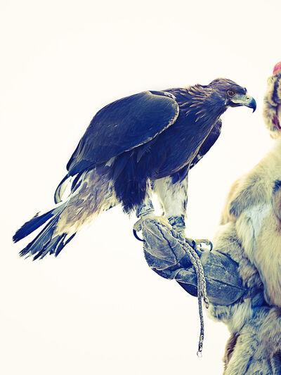 Lyle Owerko, 'Eagle Hunter 11', 2015