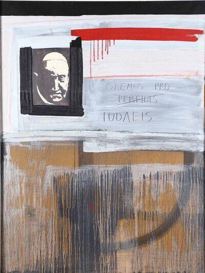 Plinio Mesciulam, 'Oremus Pro Iudaeis', 1963