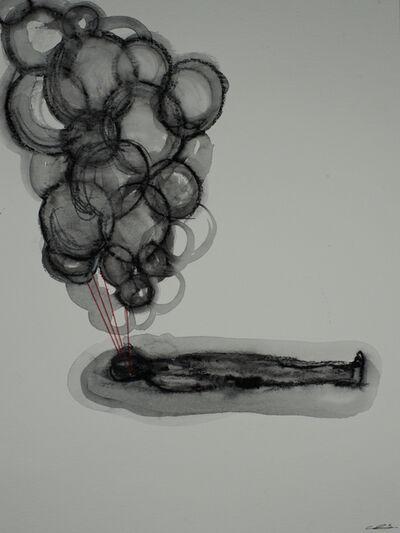 Chiharu Shiota, 'Dreaming', 2019