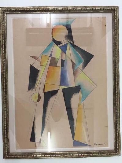 Alexander Rodchenko, 'Figur', 1919
