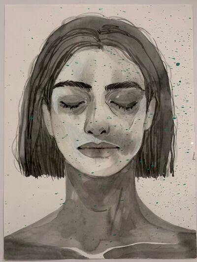 Nadia Waheed, 'Fatigue drawing V', 2020
