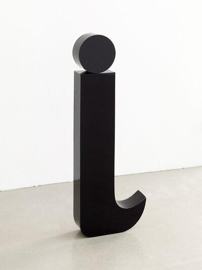 Ketty La Rocca, 'J', 1970