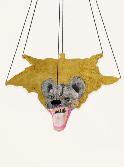 Elham Rokni, 'Better to Be Eaten by Your Own Village's Hyena!', 2017