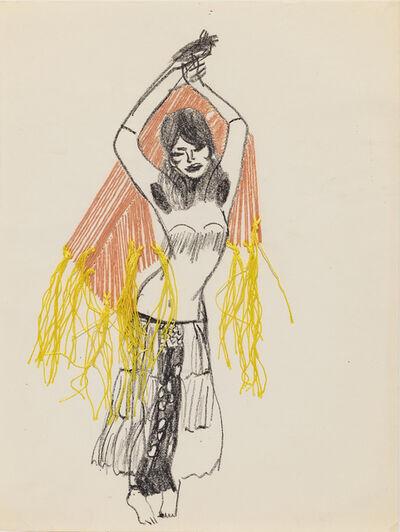 Helene Billgren, 'Dans', ca. 1980