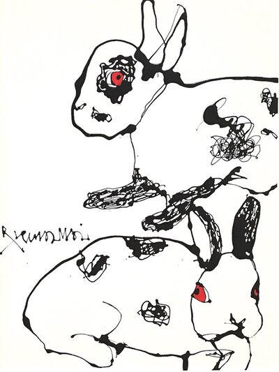 Ryuma Imai, '2 Rabbits', 2017