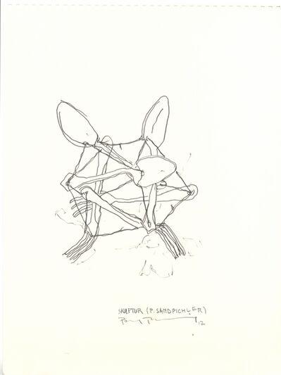 Paul Thuile, 'Skulptur (Sandbichler)', 2016-2017