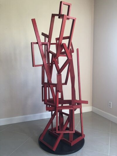 Tony Khawam, 'Cascading Facades No.1', 2018