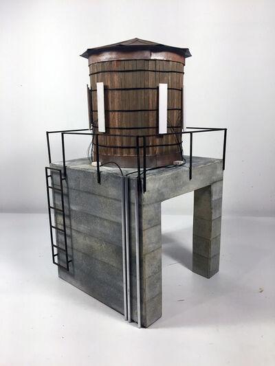 Drew Leshko, 'Water Tower', 2017