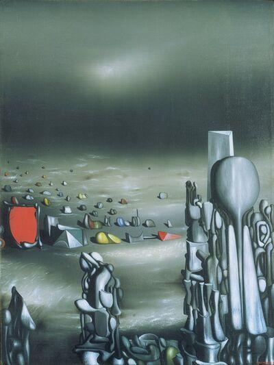 Yves Tanguy, 'El saltimbanqui (Reste, el le faut)', 1927