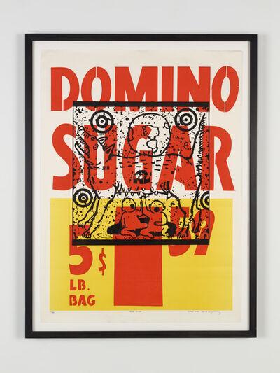 David Wojnarowicz, 'True Myth (Domino Sugar)', 1983