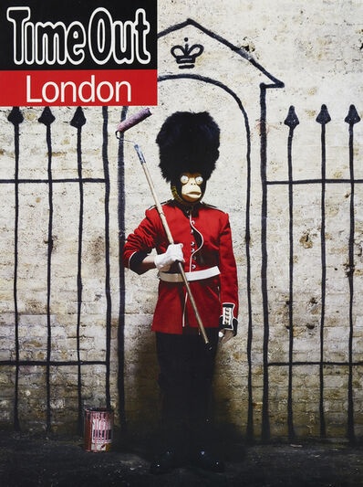 Banksy, 'Time Out London poster', 2010