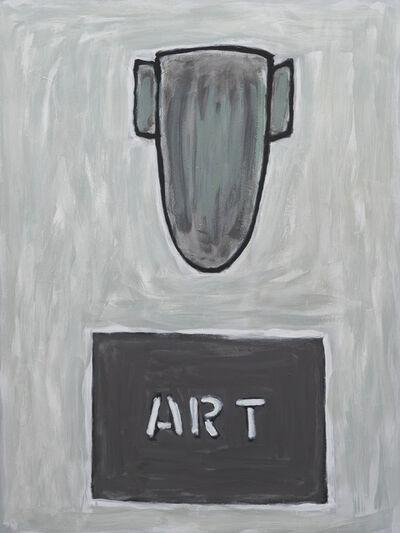 C.O. Paeffgen, 'o.T. (ART)', 1999