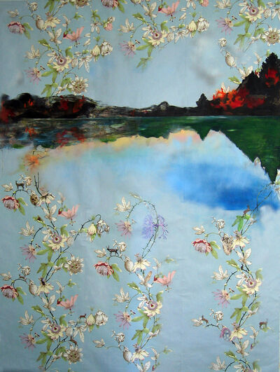 Zoi Pappa, 'Life Garden', 2007