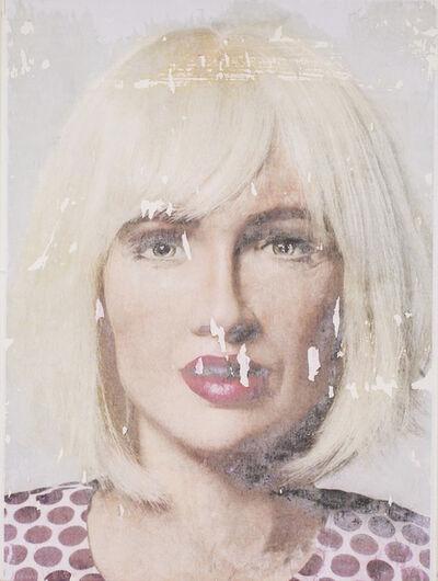 Lee Wells, 'Blond Sophia #1', 2018