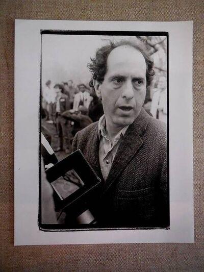 Fred W. McDarrah, 'Vintage Silver Gelatin Photograph Robert Frank', 1960-1969