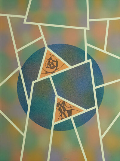 Raymond Jonson, 'Polymer No.23', 1965