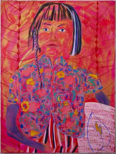 Heidi Howard, 'Iris Yirei Hu New Mexico', 2019
